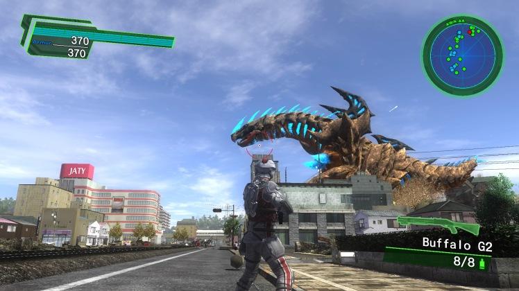 EDF Godzilla