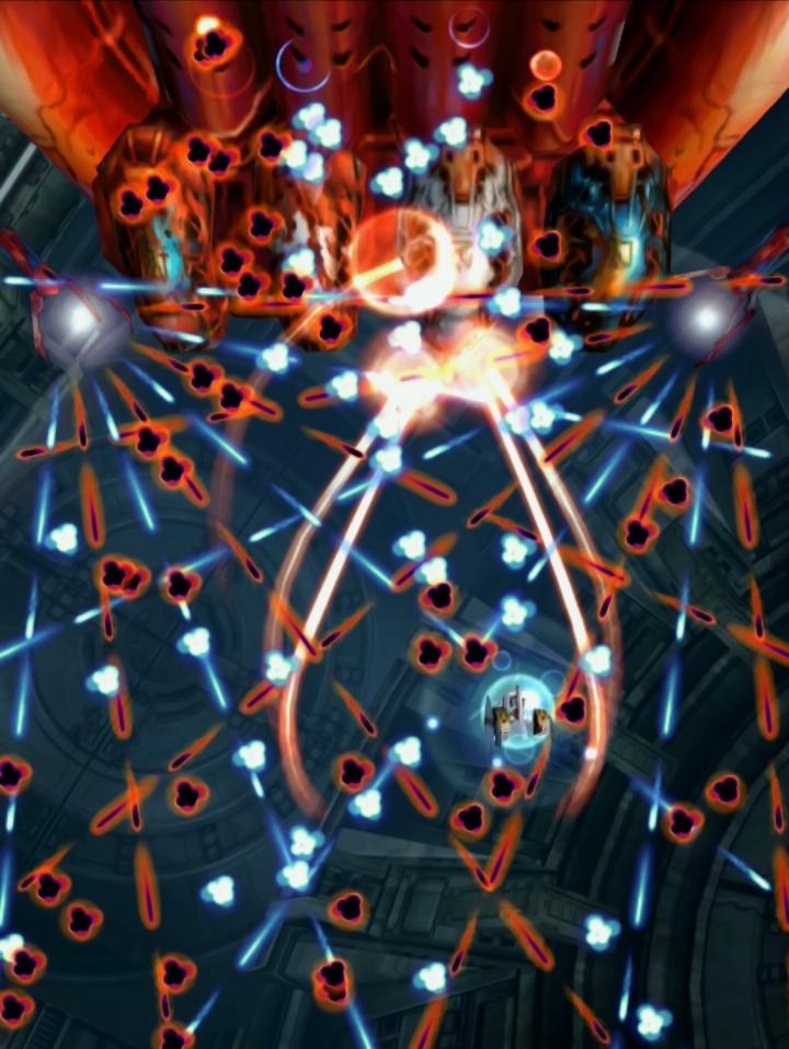 Ikaruga Bullet Hell