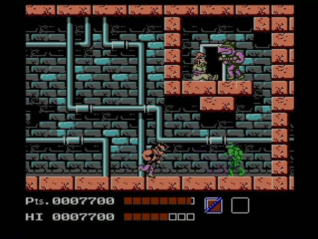 Teenage Mutant Ninja Turtles Sewer April