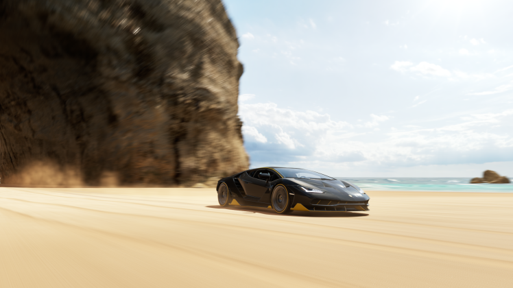 forza horizon 3 beach photo