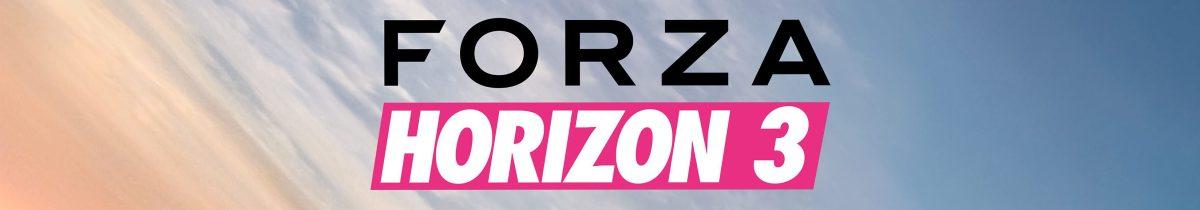 Forza Horizon 3 – Power Slide your Land Rover Around theOutback