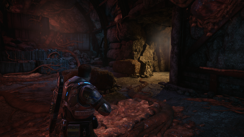 Gears of War 4 Graphics