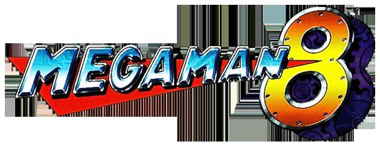 Mega Man 8 Logo
