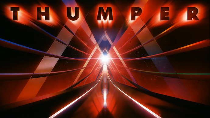 "Thumper – Because ""Space beetle horror musical"" is a genre now."