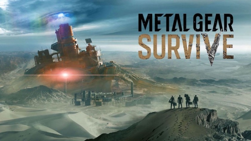 Metal Gear Survive looks bad