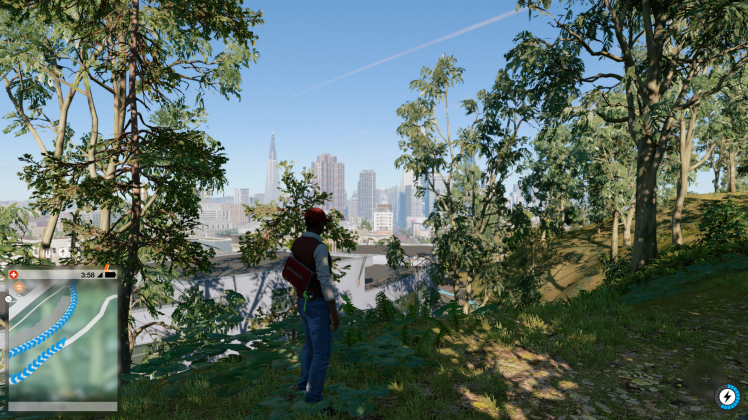 Watch Dogs 2 City View