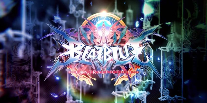 BlazBlue Central Fiction Logo