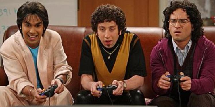 Big Bang Theory Co-Op