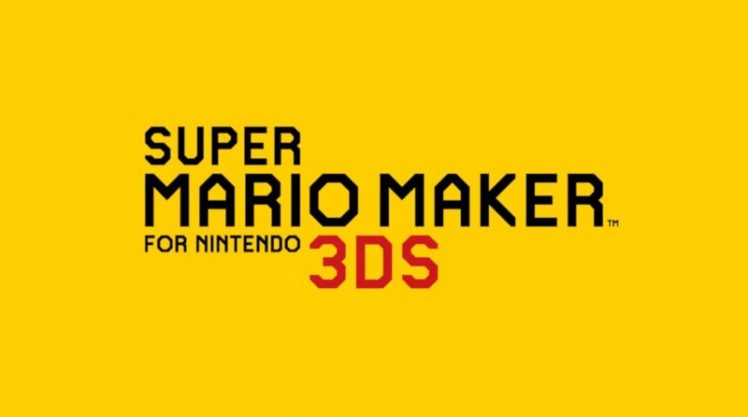 Super Mario Maker 3DS logo