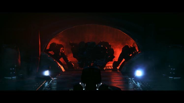 Halo Wars 2 cut scene