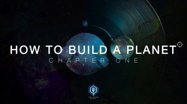 How to build a planet game jam