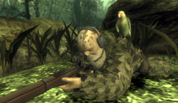 Metal Gear Solid 3 The End