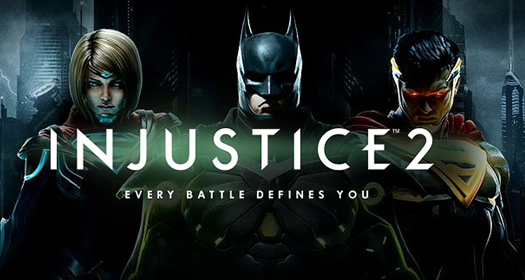 Injustice 2 – Stop Batman's Murder Spree!