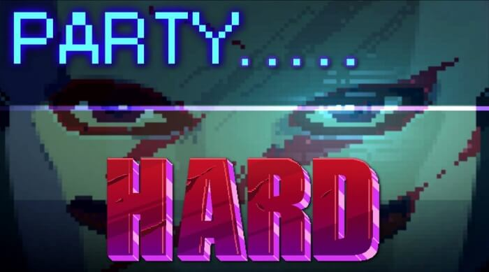 Party Hard – Andrew WK notincluded