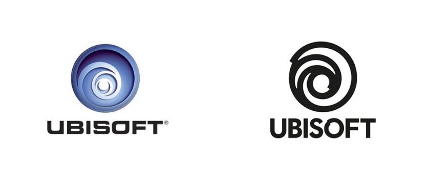Ubisoft New Logo