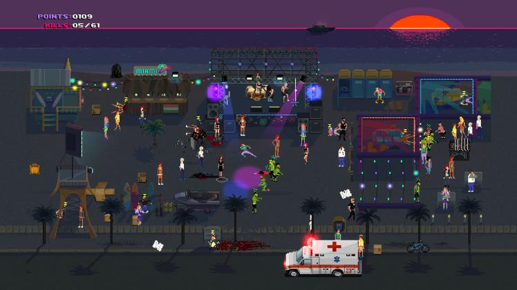 Party Hard Zombie