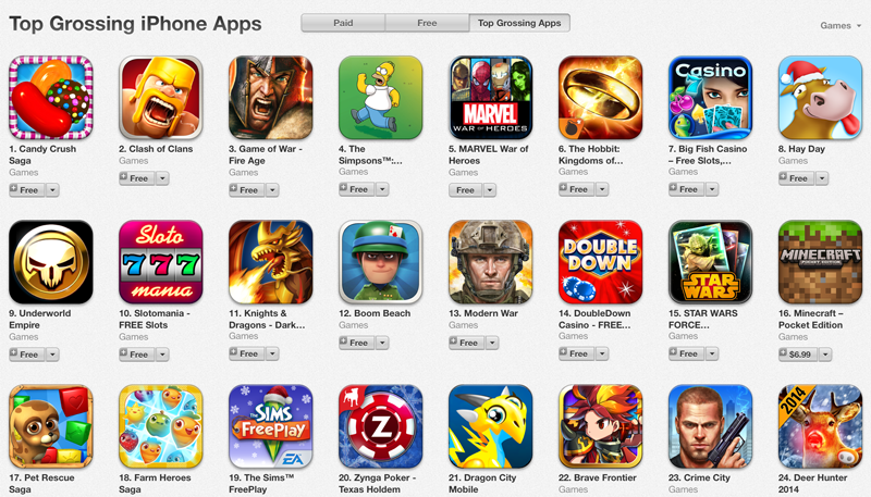 The Apple App Store Needs Some Serious Work