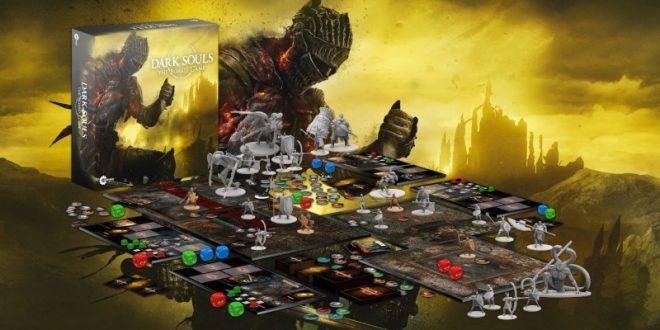 Dark Souls: The Board Game – The Dark Souls of boardgames