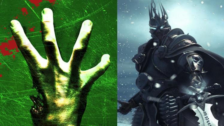 Left 4 Dead Warcraft 3