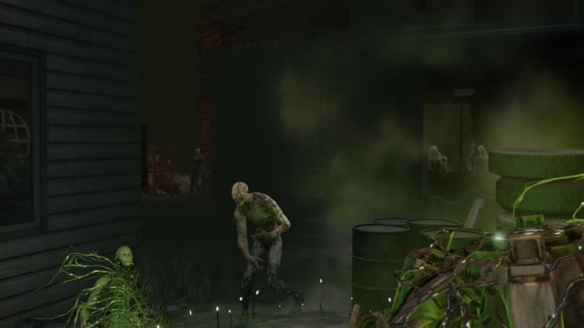 XCOM 2 Zombie party