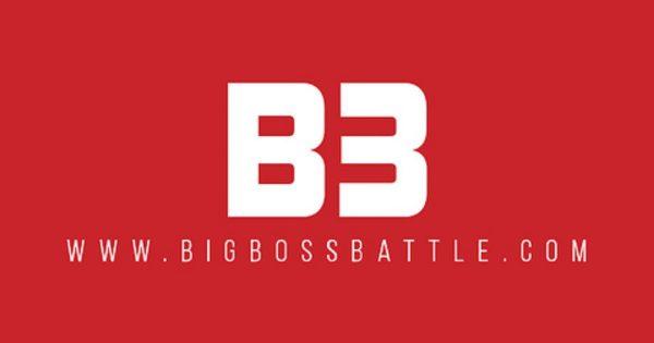 Big Boss Battle Logo