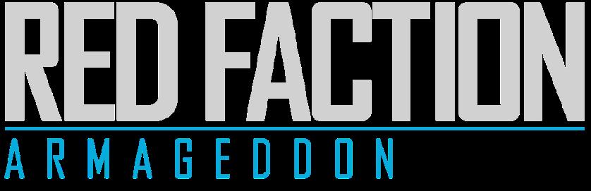Red Faction Armageddon Logo