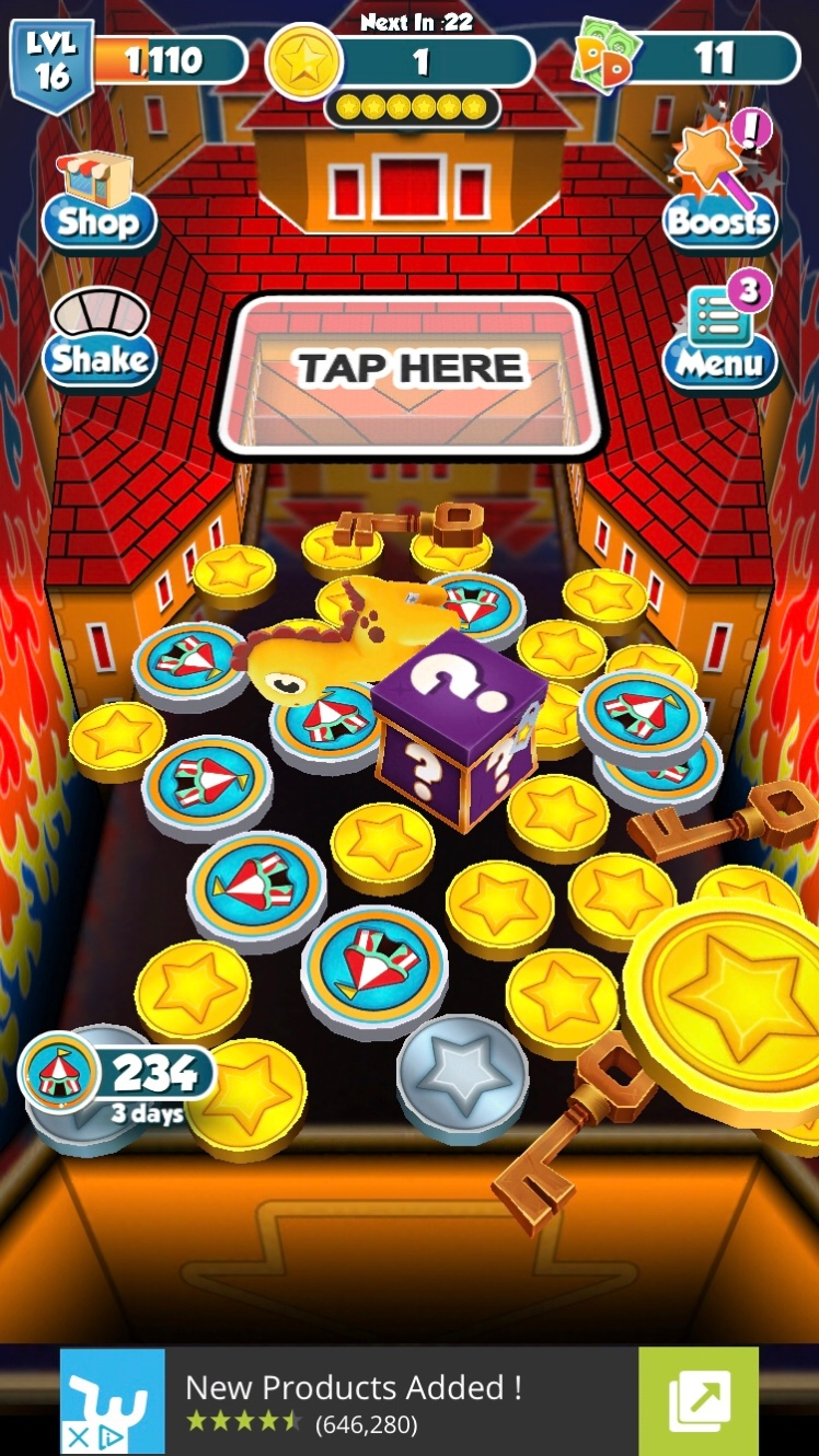 Coin Dozer – I Played The Game!