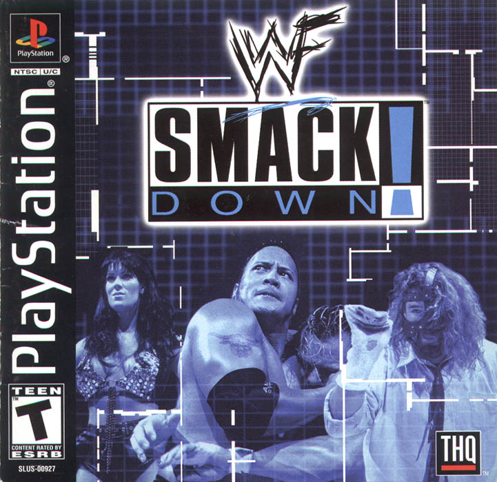PS1 Smackdown