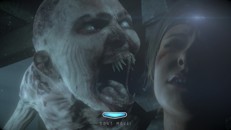 Until Dawn Wendigo