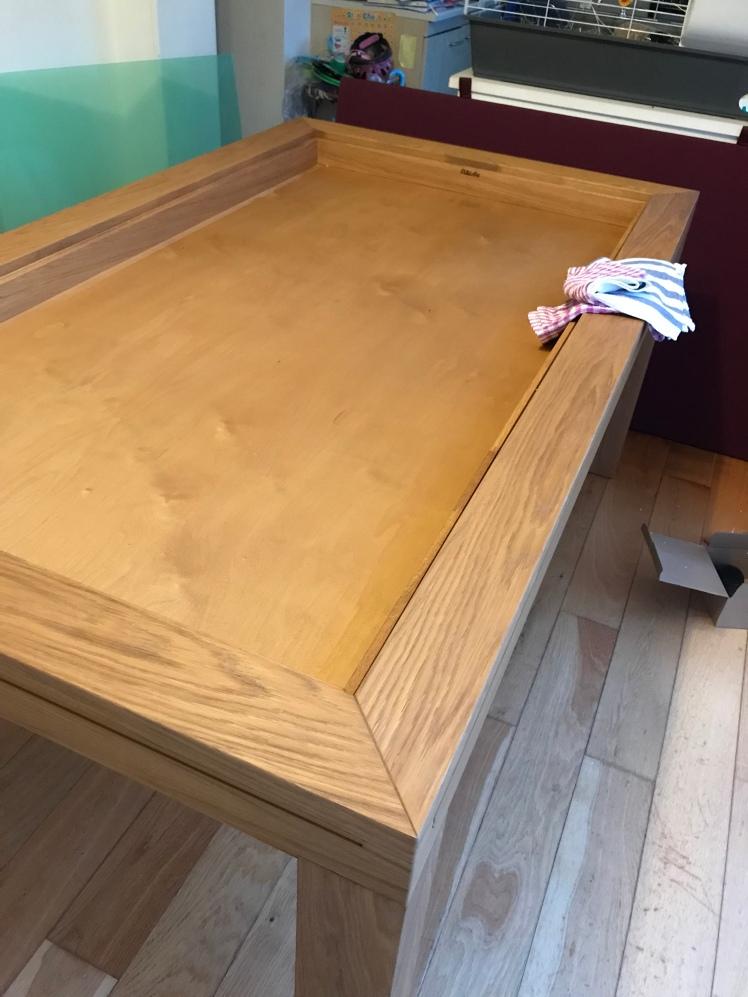 Rathskeller tables